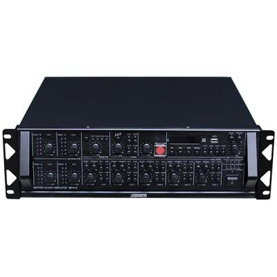 MP912 4x4 Matrix Mixer Amplifier